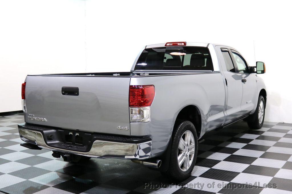 2012 Toyota Tundra CERTIFIED TUNDRA 5.7 V8 4X4 CREW CAB LONG BED - 17234263 - 27