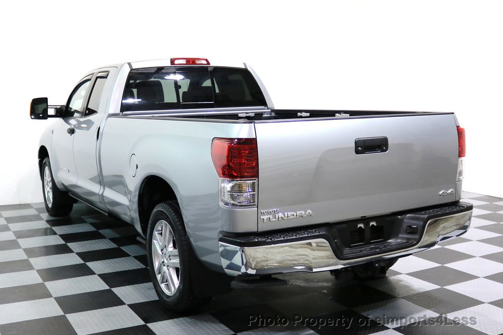 2012 Toyota Tundra CERTIFIED TUNDRA 5.7 V8 4X4 CREW CAB LONG BED - 17234263 - 2