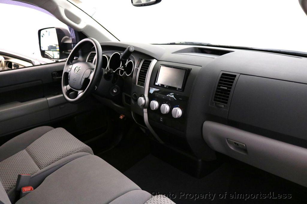 2012 Toyota Tundra CERTIFIED TUNDRA 5.7 V8 4X4 CREW CAB LONG BED - 17234263 - 29