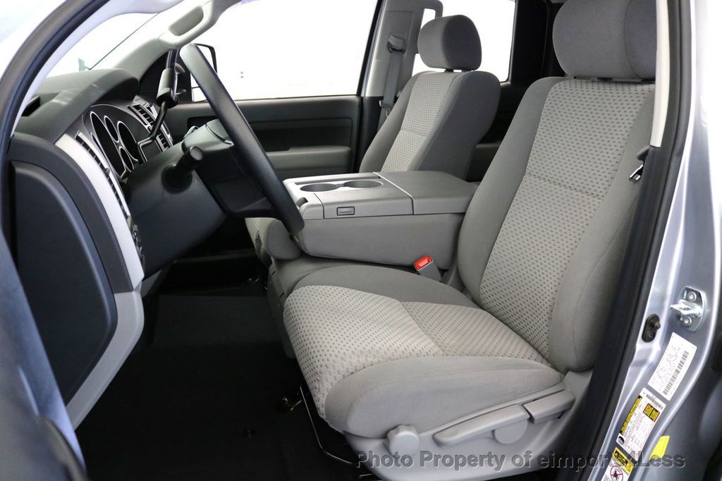 2012 Toyota Tundra CERTIFIED TUNDRA 5.7 V8 4X4 CREW CAB LONG BED - 17234263 - 30