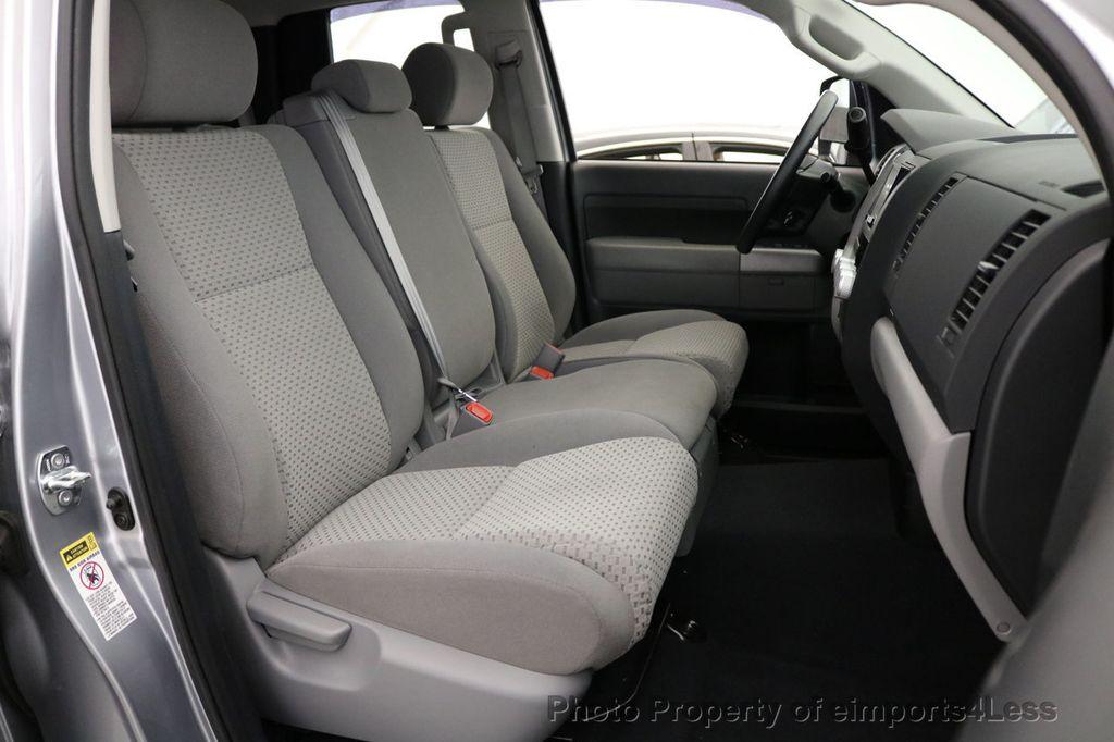 2012 Toyota Tundra CERTIFIED TUNDRA 5.7 V8 4X4 CREW CAB LONG BED - 17234263 - 31