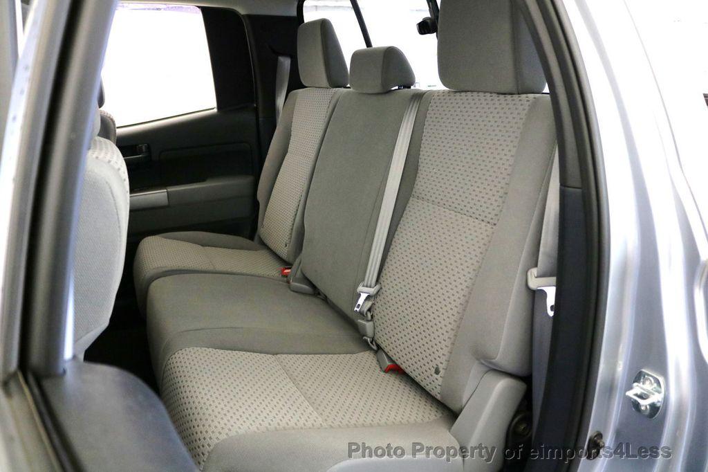 2012 Toyota Tundra CERTIFIED TUNDRA 5.7 V8 4X4 CREW CAB LONG BED - 17234263 - 32