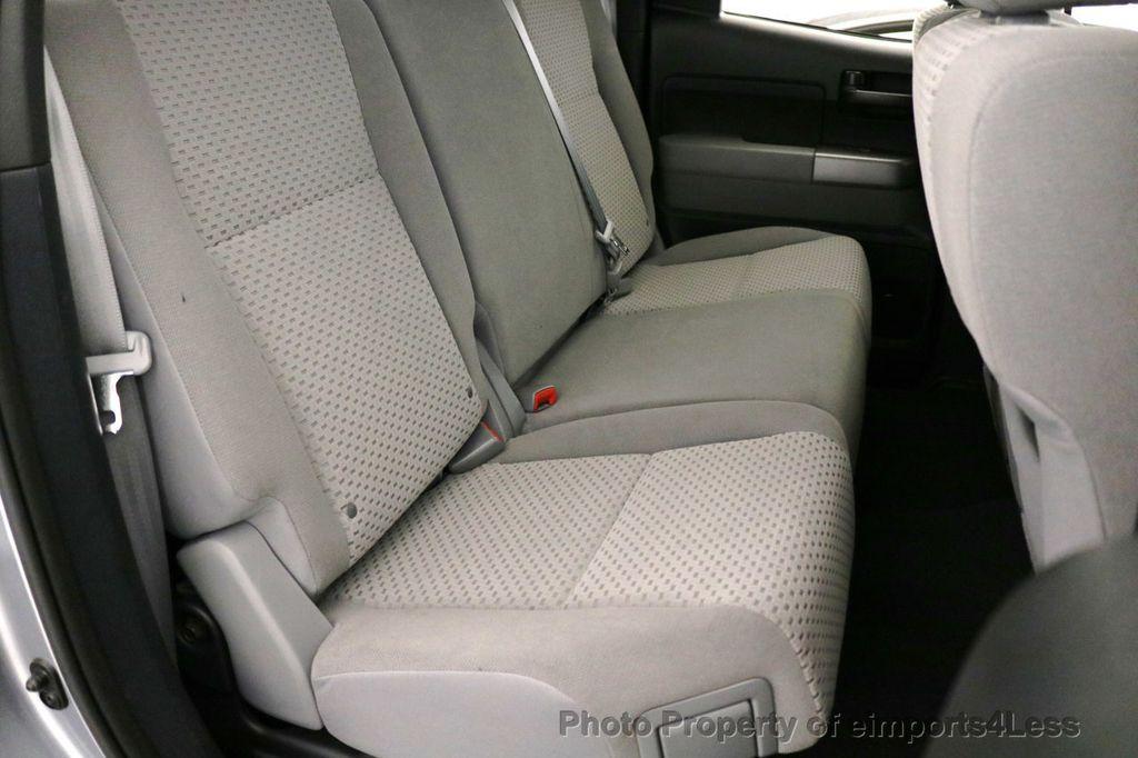 2012 Toyota Tundra CERTIFIED TUNDRA 5.7 V8 4X4 CREW CAB LONG BED - 17234263 - 33