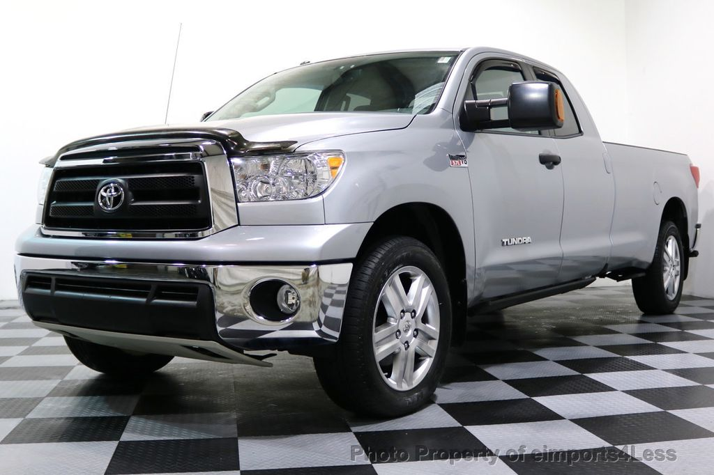 2012 Toyota Tundra CERTIFIED TUNDRA 5.7 V8 4X4 CREW CAB LONG BED - 17234263 - 37