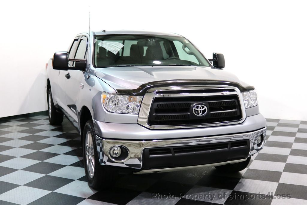 2012 Toyota Tundra CERTIFIED TUNDRA 5.7 V8 4X4 CREW CAB LONG BED - 17234263 - 38
