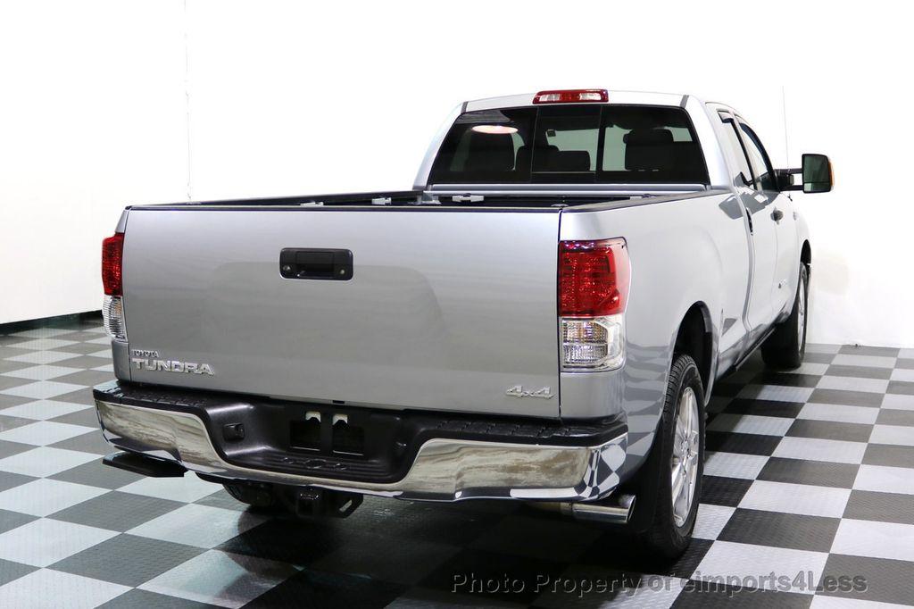 2012 Toyota Tundra CERTIFIED TUNDRA 5.7 V8 4X4 CREW CAB LONG BED - 17234263 - 3