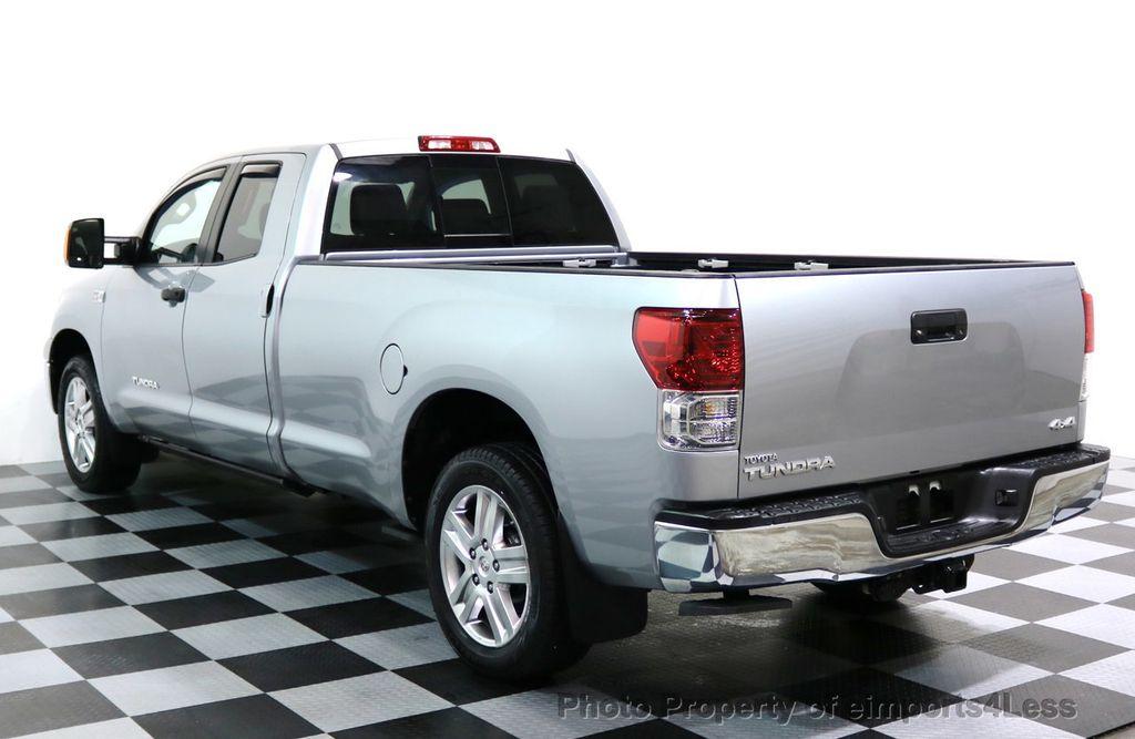 2012 Toyota Tundra CERTIFIED TUNDRA 5.7 V8 4X4 CREW CAB LONG BED - 17234263 - 39