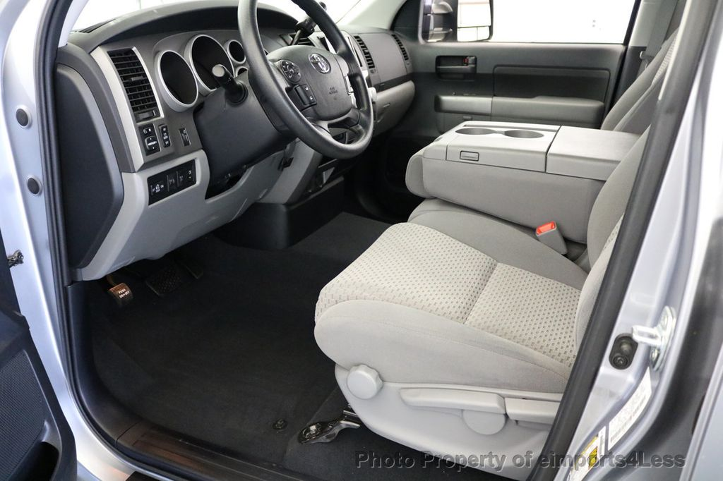 2012 Toyota Tundra CERTIFIED TUNDRA 5.7 V8 4X4 CREW CAB LONG BED - 17234263 - 41