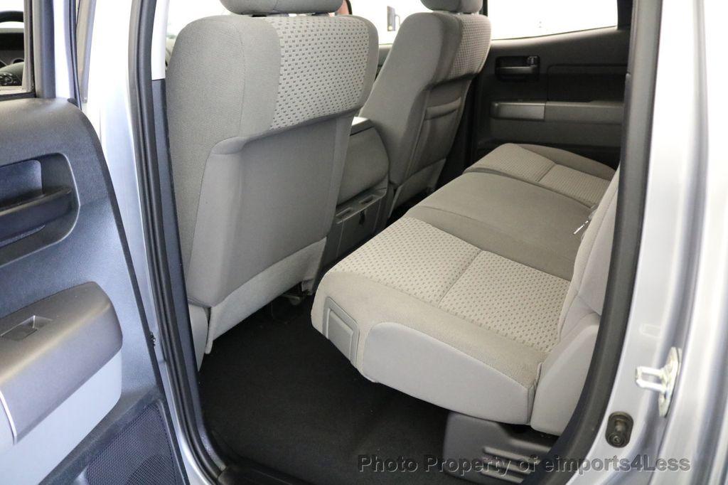 2012 Toyota Tundra CERTIFIED TUNDRA 5.7 V8 4X4 CREW CAB LONG BED - 17234263 - 44