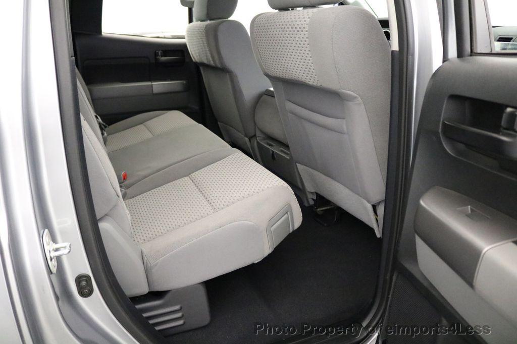 2012 Toyota Tundra CERTIFIED TUNDRA 5.7 V8 4X4 CREW CAB LONG BED - 17234263 - 45