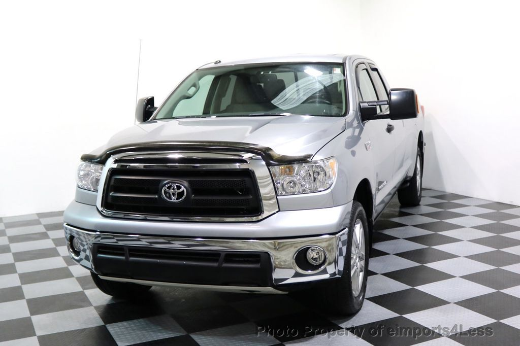 2012 Toyota Tundra CERTIFIED TUNDRA 5.7 V8 4X4 CREW CAB LONG BED - 17234263 - 47