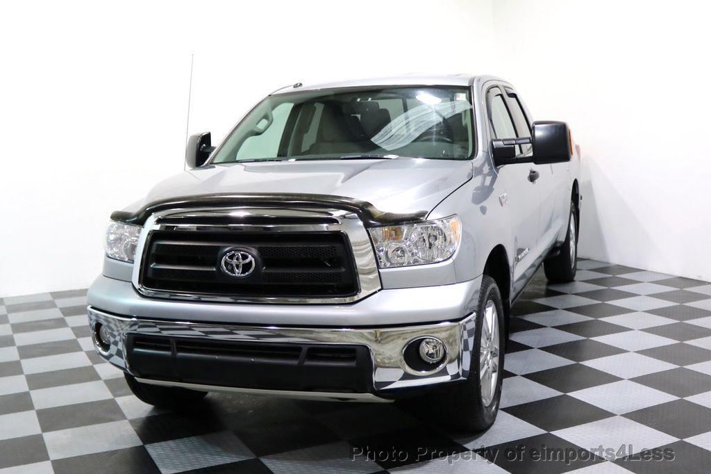 2012 Toyota Tundra CERTIFIED TUNDRA 5.7 V8 4X4 CREW CAB LONG BED - 17234263 - 47