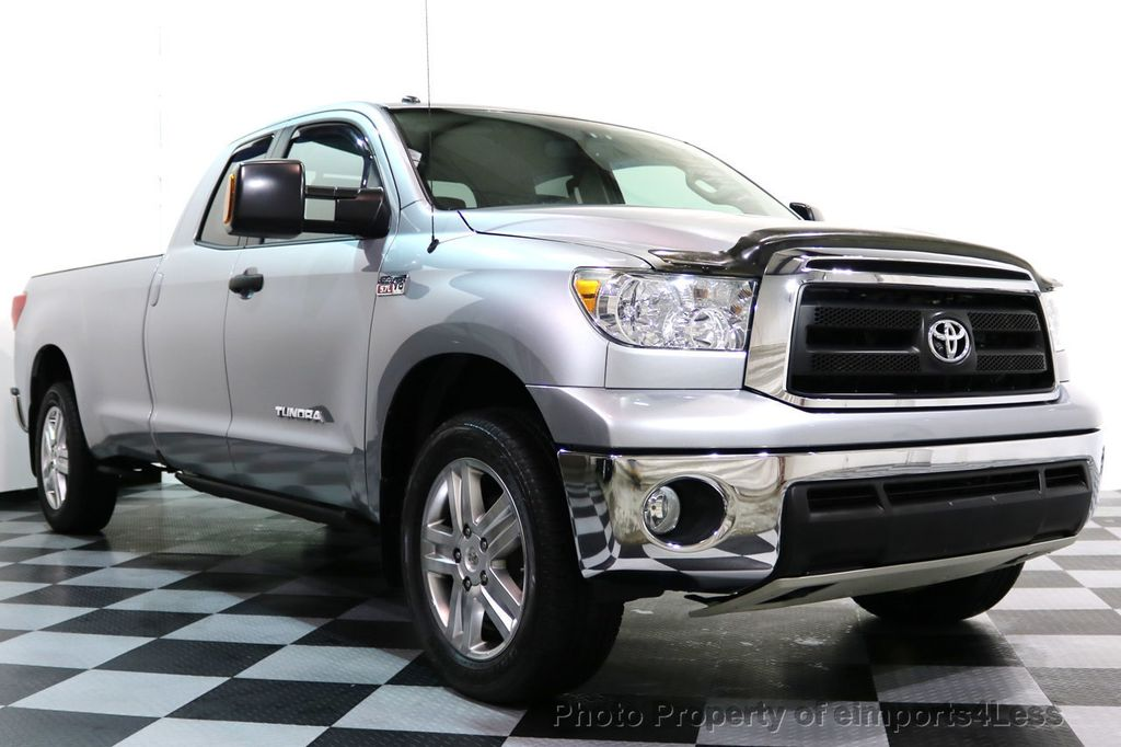 2012 Toyota Tundra CERTIFIED TUNDRA 5.7 V8 4X4 CREW CAB LONG BED - 17234263 - 48