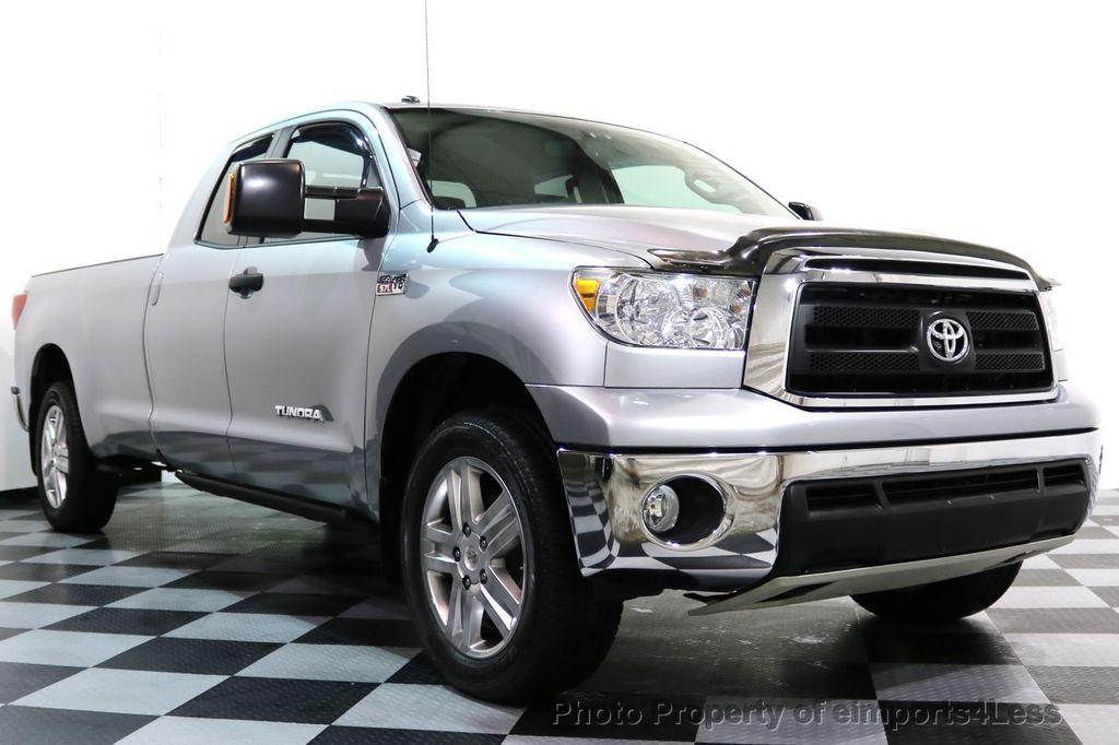2012 Toyota Tundra CERTIFIED TUNDRA 5.7 V8 4X4 CREW CAB LONG BED - 17234263 - 48
