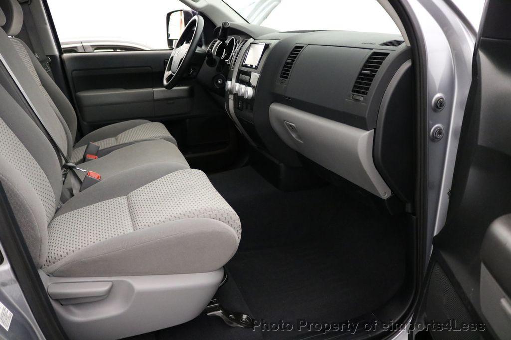 2012 Toyota Tundra CERTIFIED TUNDRA 5.7 V8 4X4 CREW CAB LONG BED - 17234263 - 8