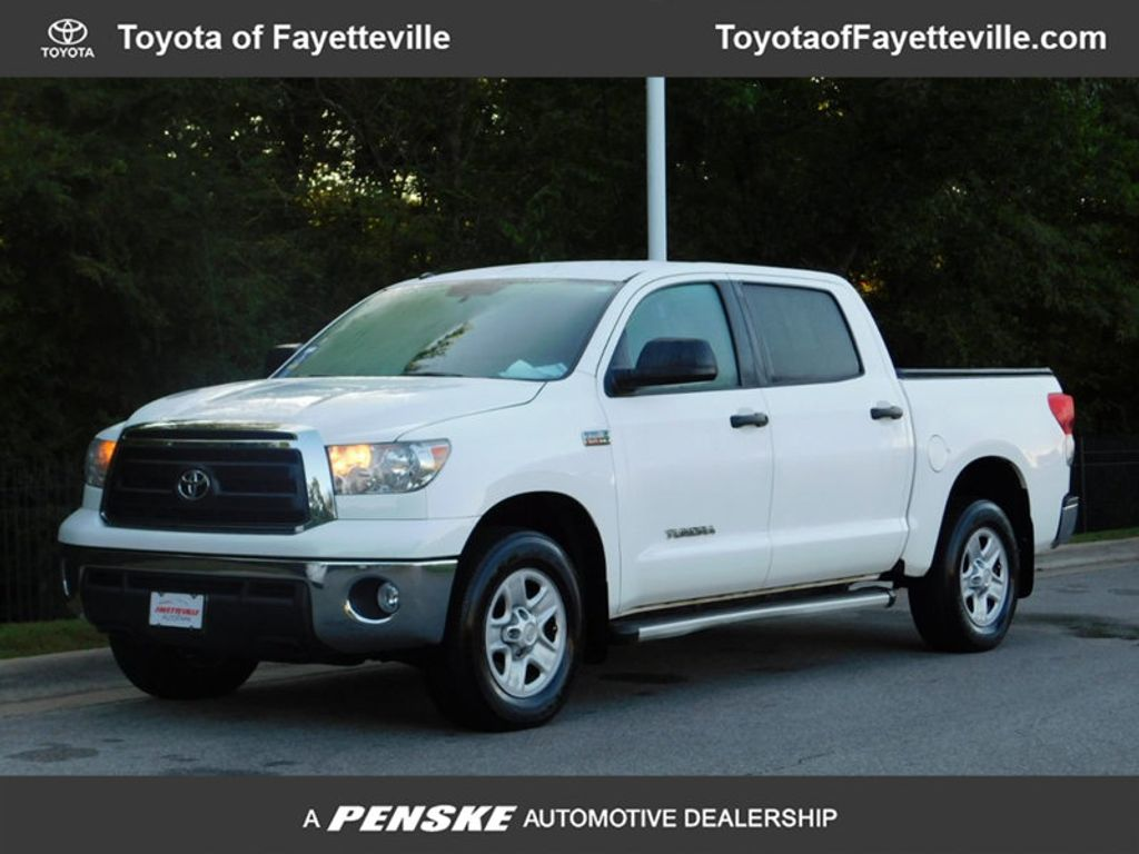 Dealer Video - 2012 Toyota Tundra CrewMax 5.7L FFV V8 6-Speed Automatic - 18151197