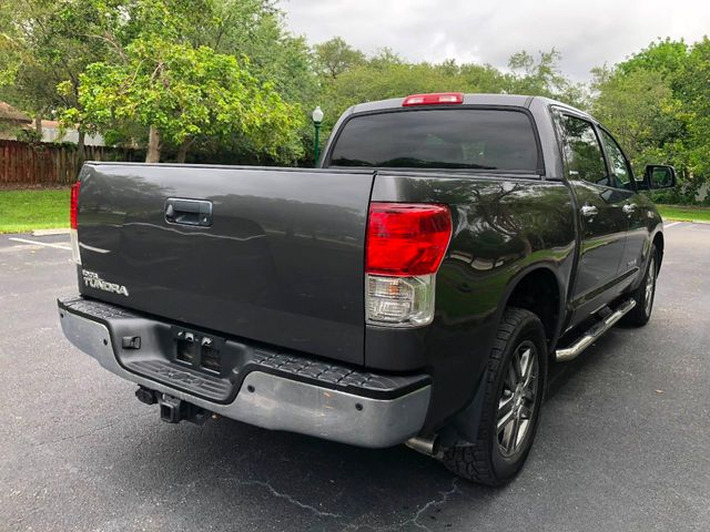2012 Toyota Tundra CrewMax 5.7L V8 6-Speed Automatic LTD - Click to see full-size photo viewer