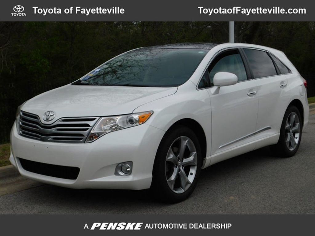 2012 Toyota Venza 4dr Wagon V6 AWD Limited - 17576681 - 0