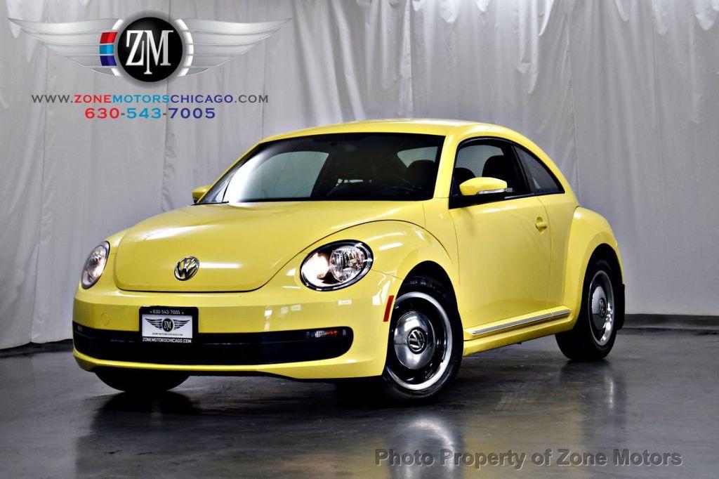 2012 Volkswagen Beetle 2dr Coupe Automatic 2.5L - 18561741 - 0