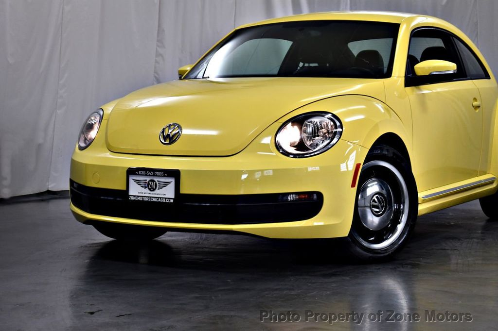2012 Volkswagen Beetle 2dr Coupe Automatic 2.5L - 18561741 - 1
