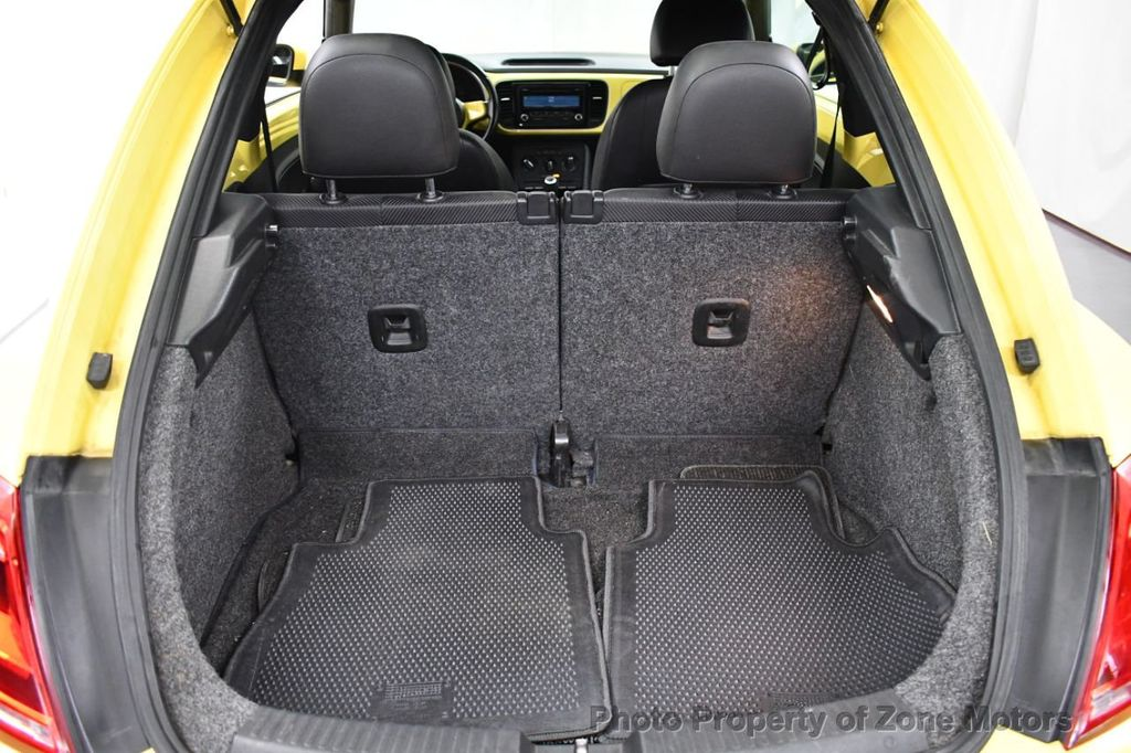 2012 Volkswagen Beetle 2dr Coupe Automatic 2.5L - 18561741 - 22