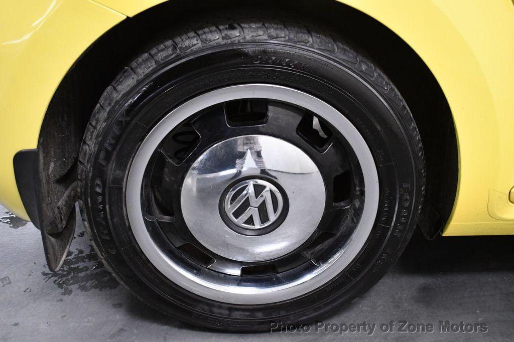 2012 Volkswagen Beetle 2dr Coupe Automatic 2.5L - 18561741 - 26