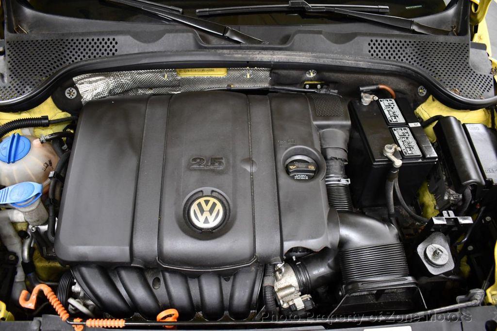 2012 Volkswagen Beetle 2dr Coupe Automatic 2.5L - 18561741 - 27