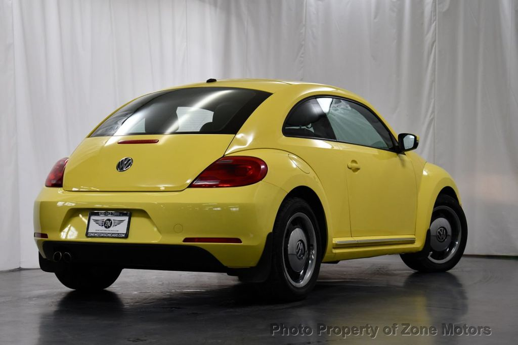 2012 Volkswagen Beetle 2dr Coupe Automatic 2.5L - 18561741 - 4