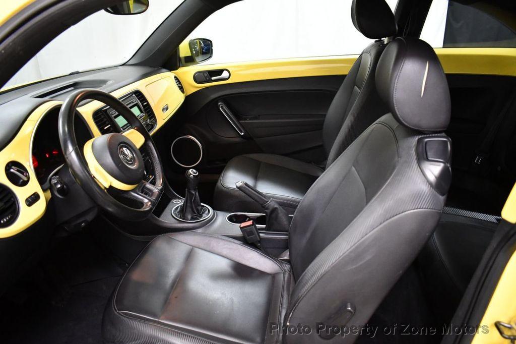 2012 Volkswagen Beetle 2dr Coupe Automatic 2.5L - 18561741 - 8