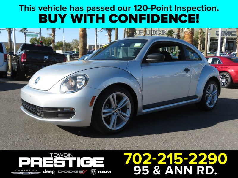 2012 Volkswagen Beetle 2dr Coupe Automatic Entry PZEV *Ltd Avail* Coupe - 3VWFP7ATXCM616942 - 0