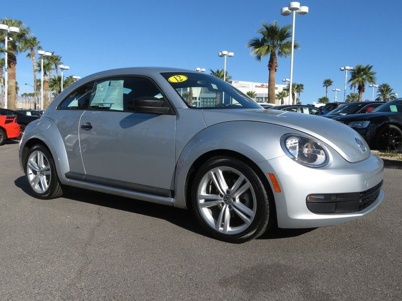 2012 Volkswagen Beetle 2dr Coupe Automatic Entry PZEV *Ltd Avail* Coupe - 3VWFP7ATXCM616942 - 2