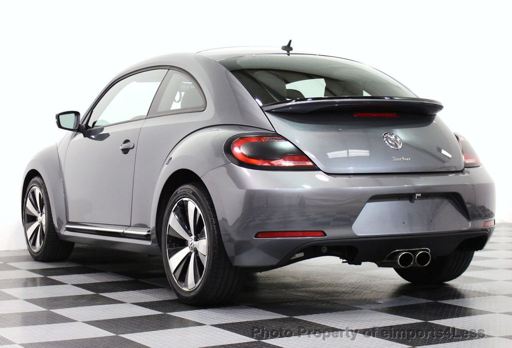 2012 used volkswagen beetle beetle 2 0t turbo coupe 6. Black Bedroom Furniture Sets. Home Design Ideas