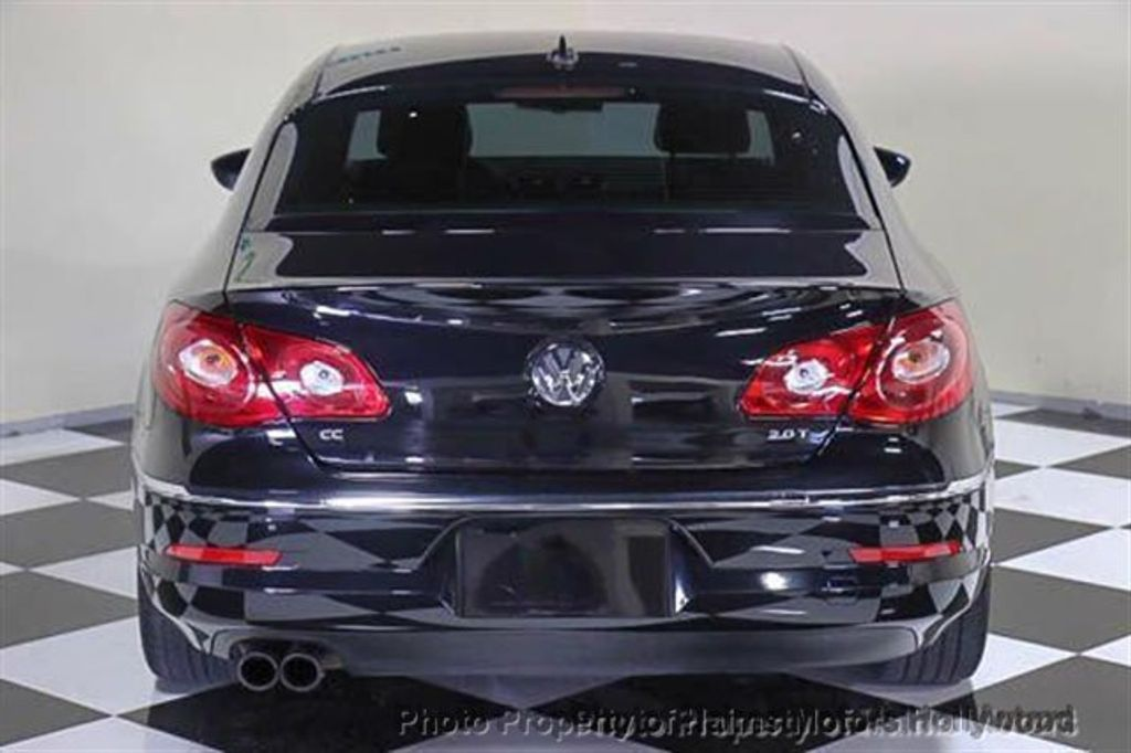2012 Used Volkswagen Cc 4dr Sedan Dsg R Line Pzev At Haims Motors Serving Fort Lauderdale