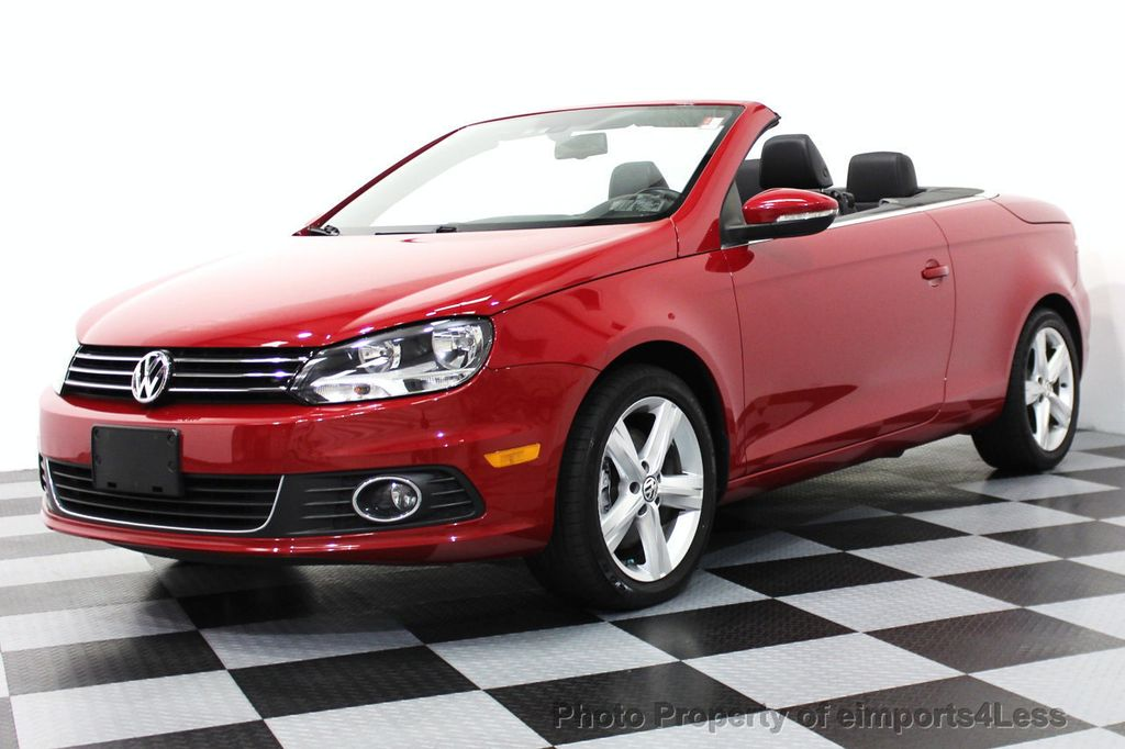 2012 Used Volkswagen Eos Certified Eos 2 0tsi Lux