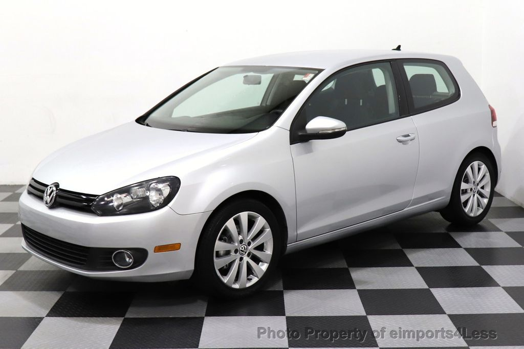 2012 Volkswagen Golf CERTIFIED GOLF TDI 6MT - 18499009 - 7