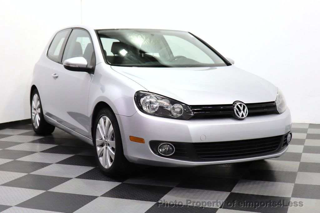 2012 Volkswagen Golf CERTIFIED GOLF TDI 6MT - 18499009 - 8