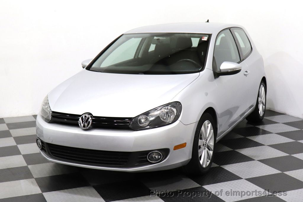 2012 Volkswagen Golf CERTIFIED GOLF TDI 6MT - 18499009 - 24