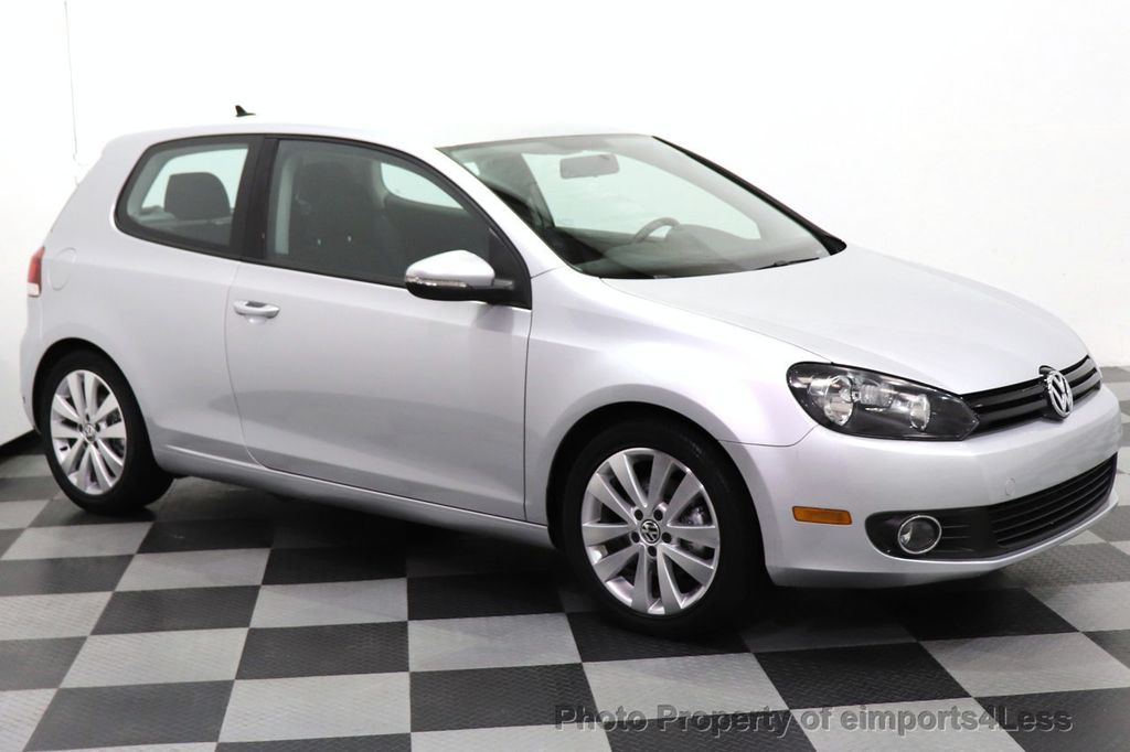 2012 Volkswagen Golf CERTIFIED GOLF TDI 6MT - 18499009 - 25