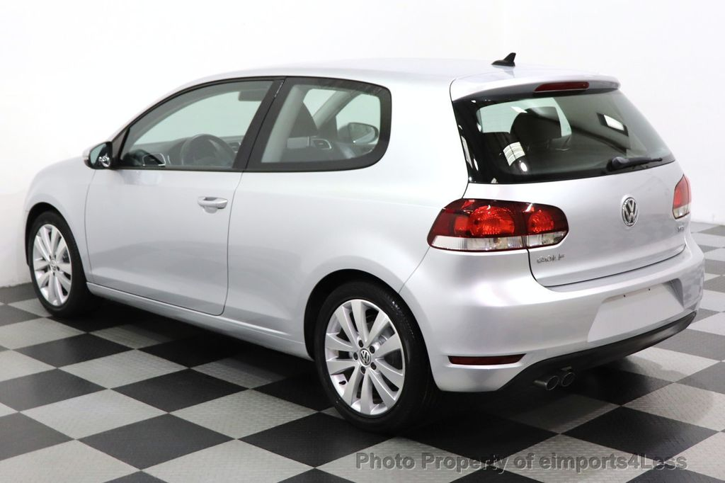 2012 Volkswagen Golf CERTIFIED GOLF TDI 6MT - 18499009 - 26