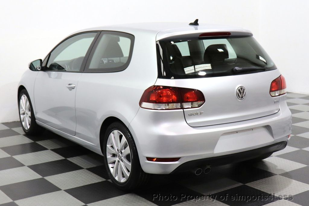 2012 Volkswagen Golf CERTIFIED GOLF TDI 6MT - 18499009 - 2