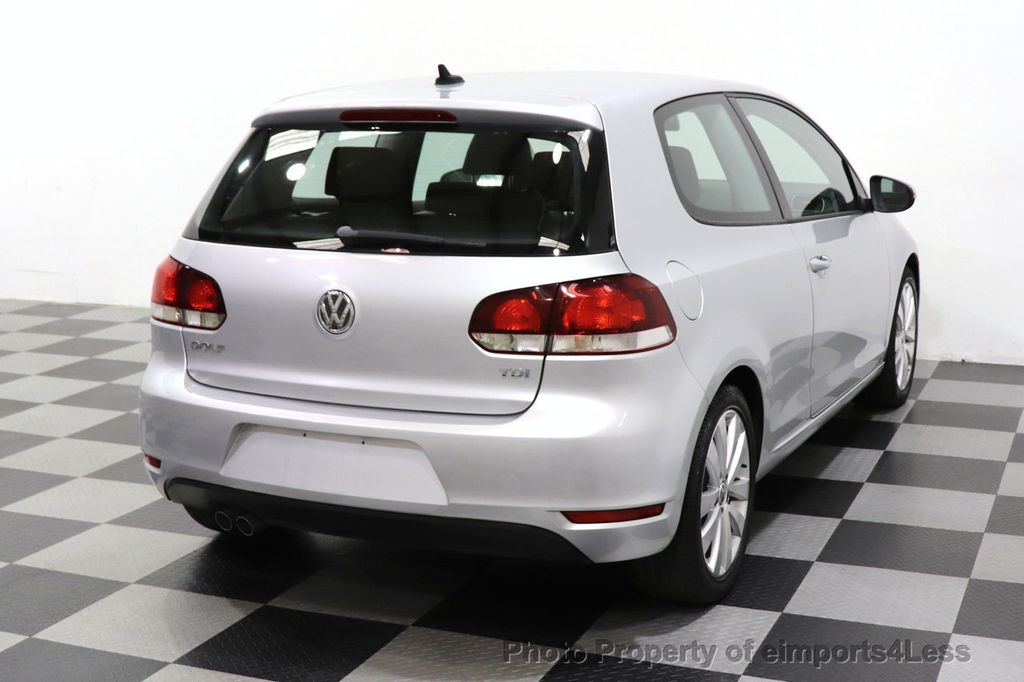 2012 Volkswagen Golf CERTIFIED GOLF TDI 6MT - 18499009 - 3
