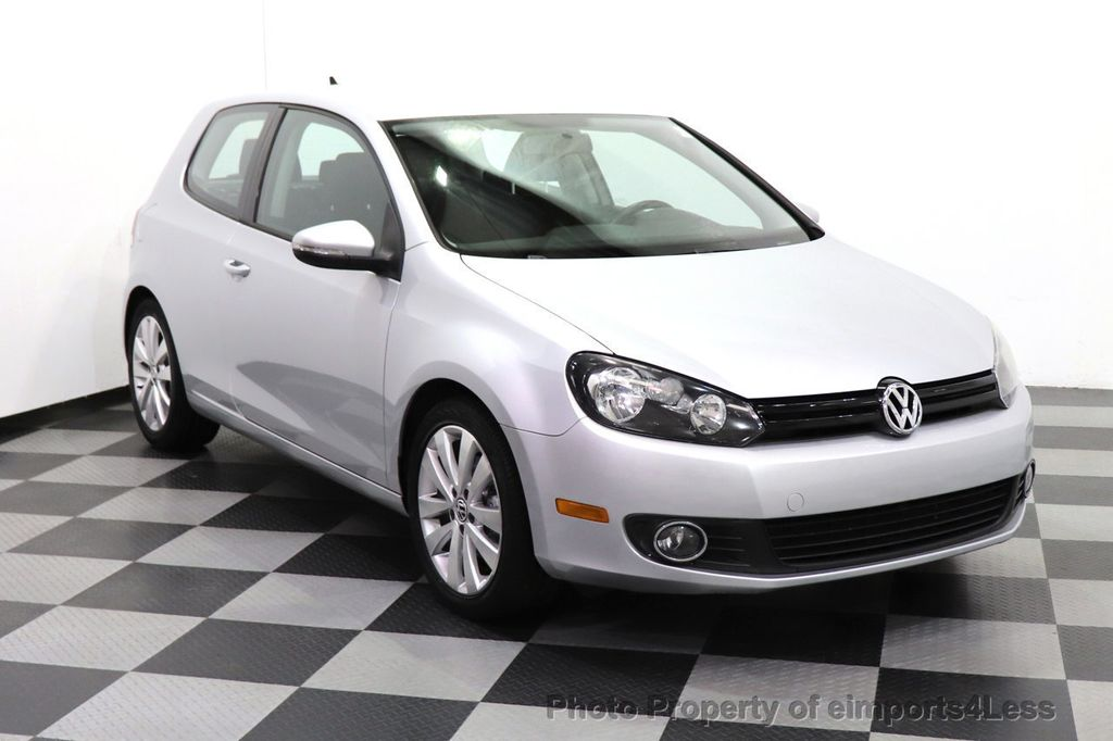 2012 Volkswagen Golf CERTIFIED GOLF TDI 6MT - 18499009 - 40
