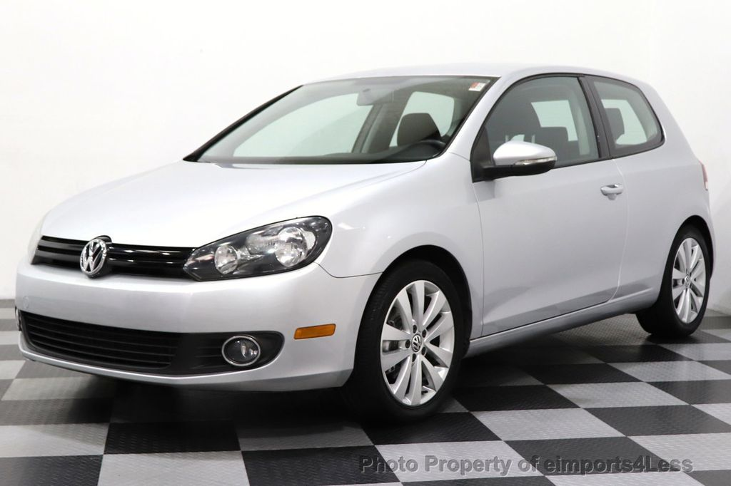 2012 Volkswagen Golf CERTIFIED GOLF TDI 6MT - 18499009 - 46