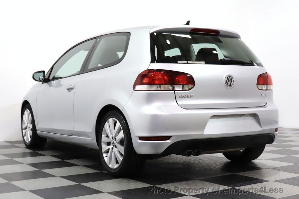2012 Volkswagen Golf CERTIFIED GOLF TDI 6MT - 18499009 - 47
