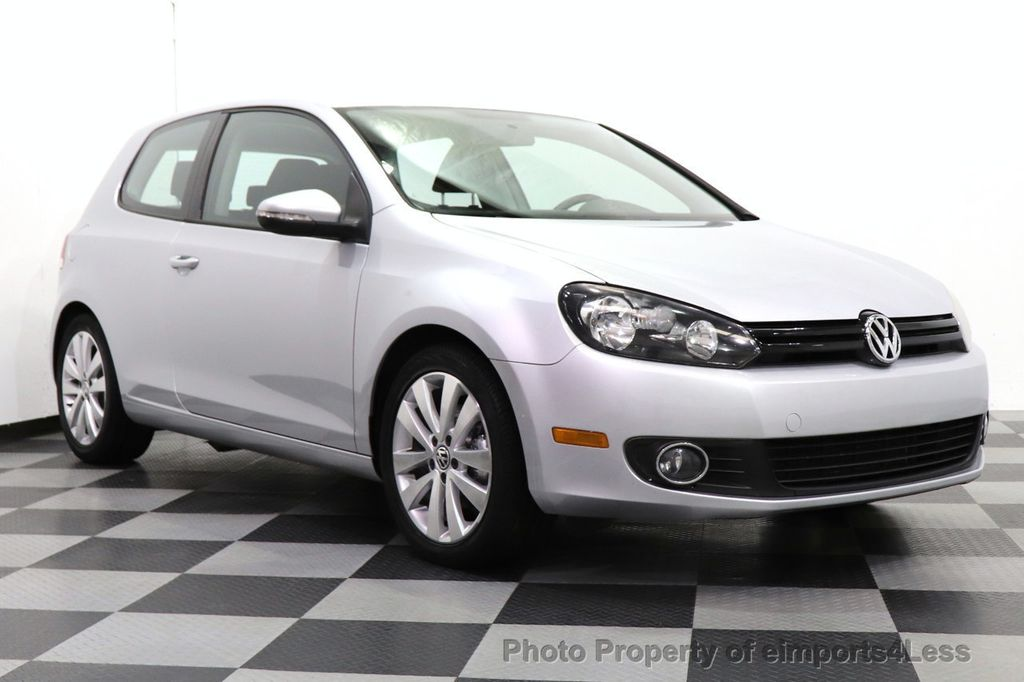 2012 Volkswagen Golf CERTIFIED GOLF TDI 6MT - 18499009 - 49