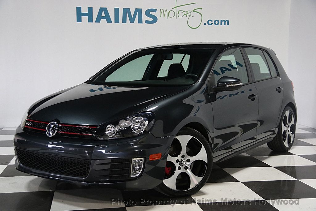 2012 Used Volkswagen Golf Gti At Haims Motors Serving Fort