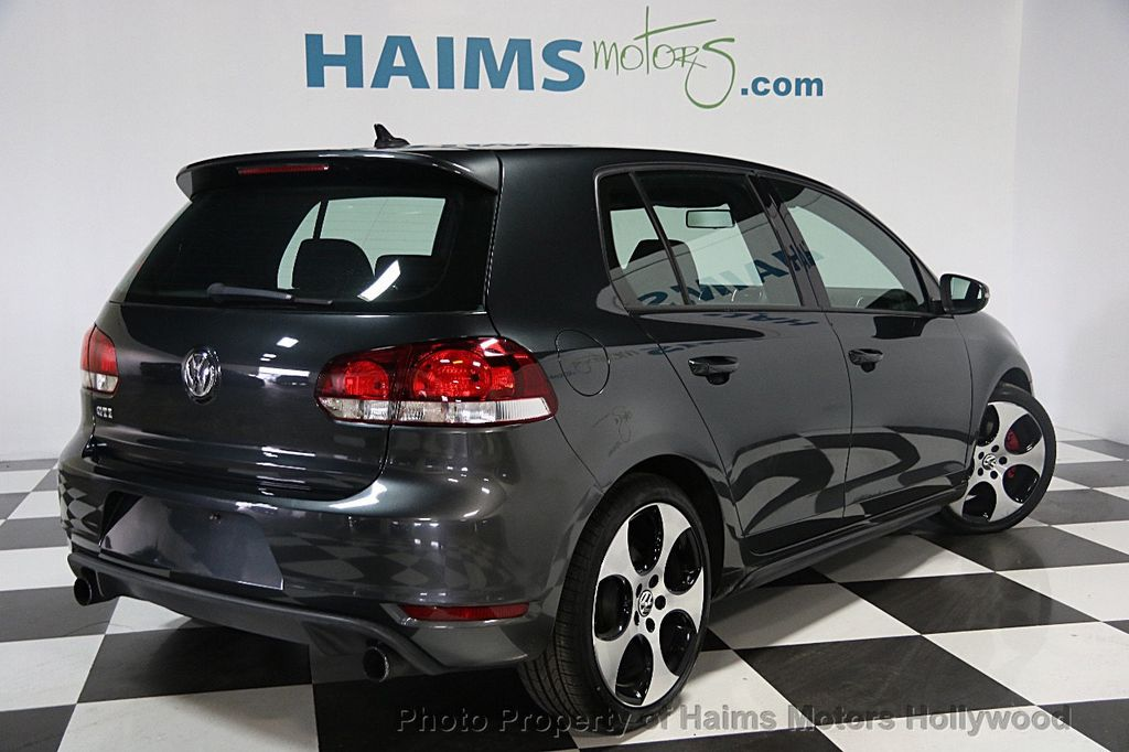 2012 used volkswagen golf gti at haims motors serving fort lauderdale hollywood miami fl iid. Black Bedroom Furniture Sets. Home Design Ideas
