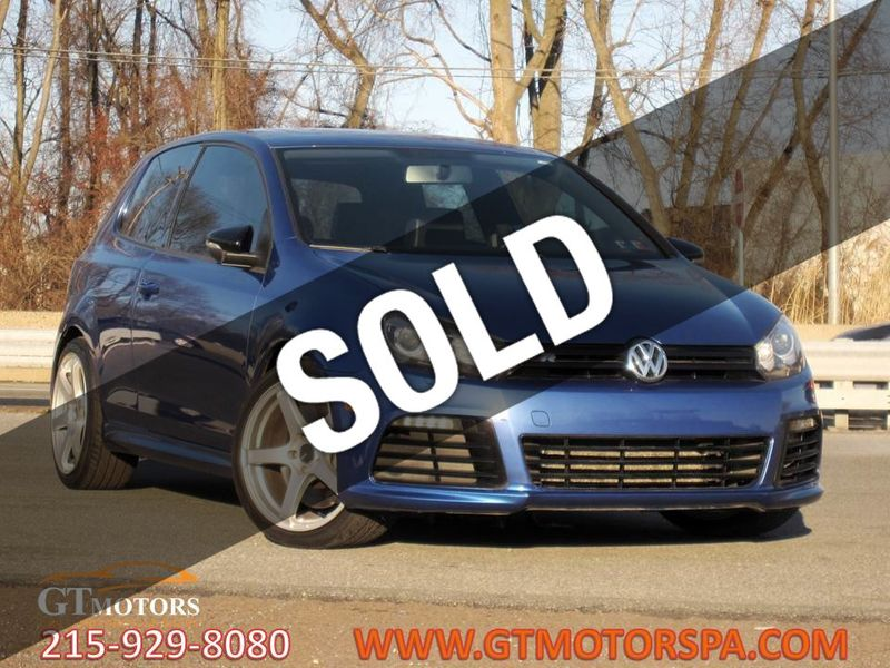 2012 Volkswagen Golf R 2dr Hatchback w/Sunroof & Navi - 19686659 - 0