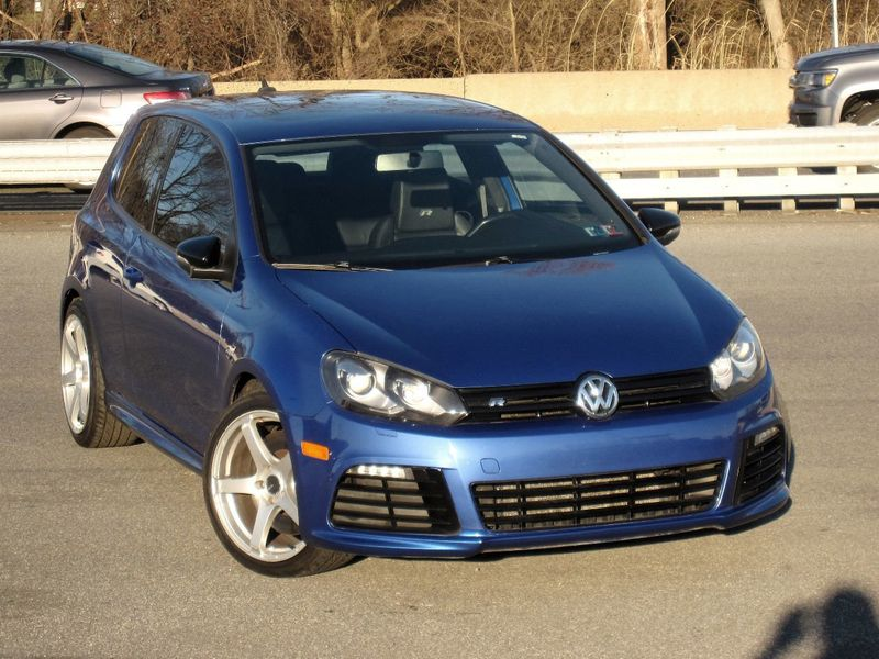 2012 Volkswagen Golf R 2dr Hatchback w/Sunroof & Navi - 19686659 - 1