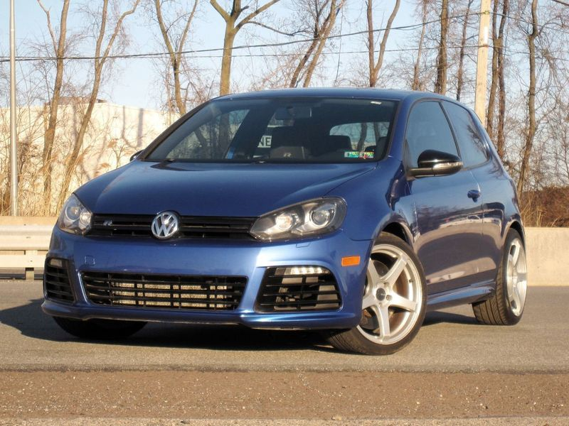 2012 Volkswagen Golf R 2dr Hatchback w/Sunroof & Navi - 19686659 - 2